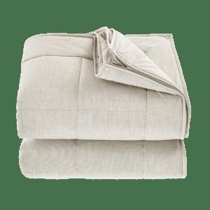4-Jahreszeiten-Bettdecke mit B-BED-System