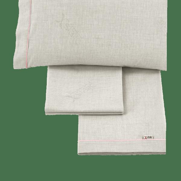 Baby sheet set pink